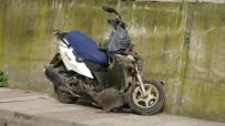 Sinop'ta Kamyonet İle Motosiklet Çarpıştı Açıklaması 1 Yaralı