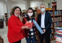 Taşova'da Kitap Kurtları Ödüllendirildi