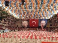 AK Parti Kilis 7'İnci Olağan Kongreye Hazır