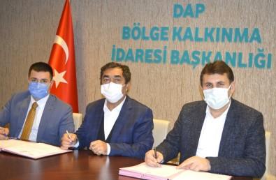 Çat'ta Lavanta Üretimi İçin Protokol İmzalandı