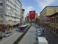 Çorum'da Gazi Ve İnönü Caddesinde Otopark Ücretli Oluyor
