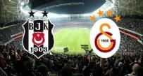 ARDA TURAN - Dolmabahçe'de dev maç başladı! Beşiktaş - Galataray