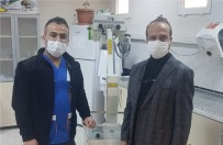 Kahta Hayvan Barınağına Röntgen Cihazı Hibe Edildi