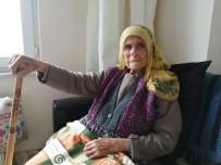 Kayserili 93 Yaşındaki Şerife Nineden Aşı Olun Çağırısı