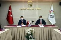 NTO'da Yüksek İstişare Toplantısı Yapıldı