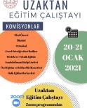 Sinop'ta 'Uzaktan Eğitim Çalıştayı' Gerçekleştirilecek