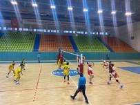 Voleybol 2. Lig Açıklaması Elazığ Aksaray Gençlik Açıklaması 0 - Gaziantep Gençlik Açıklaması 3