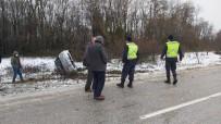 Yasağı Delip Kazaya Karışan 2 Kişi Cezadan Kaçamadı