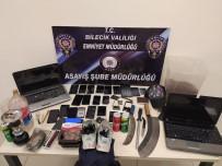 2 Günde 6 İşyerine Giren Hırsız Tutuklandı