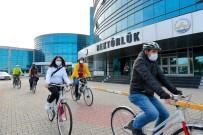 6 Kilometrelik Bisiklet Yolu Oluşturuldu