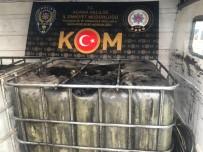 Adana'da 2 Bin Litre Kaçak Akaryakıt Ele Geçirildi