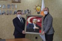AK Parti Bilecik İl Başkanlığı Atanan Serkan Yıldırım Görevi Teslim Adlı