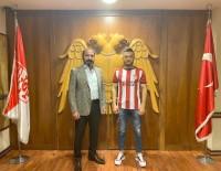 Alaaddin Okumuş Resmen Sivasspor'da
