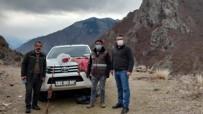 Avladıkları Yaban Keçisini Döner Yapıp Yerken Milli Parklar Ekiplerine Yakalandılar