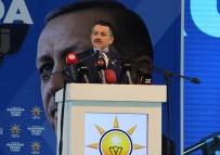 Bakan Pakdemirli Açıklaması 'AK Parti İle MHP'nin İttifakı; Seçim Değil, Hizmet İttifakıdır'