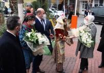 Bakan Selçuk'tan Vali Aksoy'a Ziyaret