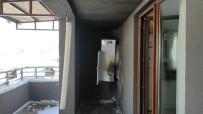 Esneyen Yüksek Gerilim Kabloları Birçok Evin Sigortasını Patlattı