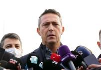 Fenerbahçe Başkanı Ali Koç Açıklaması 'Onlar Elin Oğlu, Mesut Evin Oğlu'