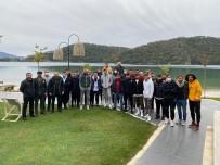 Genç İş Adamı Sarper Konakçı'dan Fethiyespor'a 100 Bin TL Bağıs