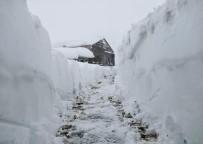 Güngör Açıklaması 'Yedikuyular En Çok Kar Yağışı Alan Bölgelerin Başında'