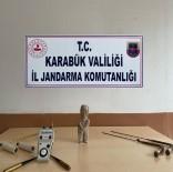Karabük'te Tarihi Eser Kaçakçılığı Açıklaması 1 Gözaltı