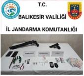 Kepsut'ta Uyuşturucu Operasyonu Açıklaması 2 Kişi Gözaltı