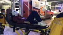 Konya'da Pazarcılar Arasında Bıçaklı Kavga Açıklaması 4 Yaralı
