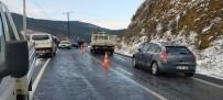 Nazilli-Beydağ Yolu Ulaşıma Kapatıldı