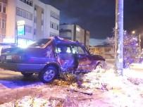 Refüjü Aşarak Karşı Şeride Geçen Aracın Sürücüsü 200 Promil Alkollü Çıktı