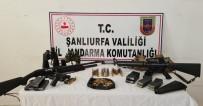 Şanlıurfa'da Silah Kaçakçılarına Operasyon Açıklaması 7 Gözaltı