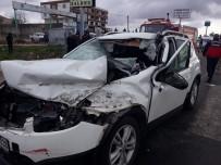 Şanlıurfa'da Trafik Kazası Açıklaması 1 Ölü, 3 Yaralı