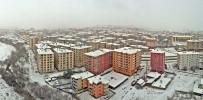 Sungurlu Yeni Hafta'ya Kar İle Uyandı