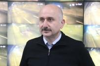 Ulaştırma Bakanı Karaismailoğlu Açıklaması '68 Bin Kilometrelik Yollarımız Anlık Olarak İzleniyor'