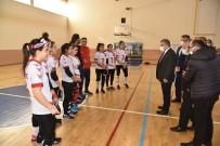 Vali Işık'tan Goalball Kadın Milli Takımına Moral Ziyareti