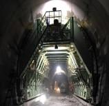 Yeni Zigana Tüneli İnşaatında Kazı Oranı Yüzde 80'E Ulaştı