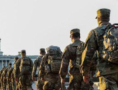 ABD tarihi törene savaşa hazırlanır gibi hazırlanıyor!