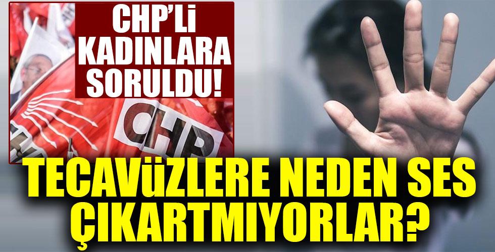 AK Partili Lütfiye Selva Çam, CHP'li kadınlara sordu: Tecavüz vakalarına neden ses çıkartmıyorlar?