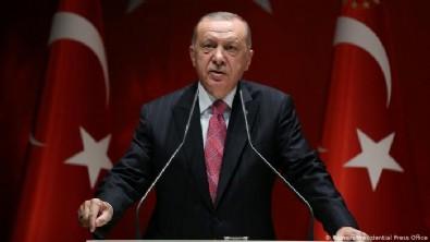 Başkan Erdoğan'dan 5 ilin kongresinde önemli açıklamalar