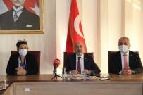 CHP Genel Başkan Yardımcısı Öztunç, Başkan Çerçioğlu İle Görüştü