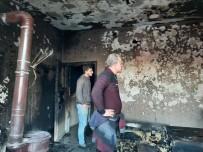 Gaziantep'te Yangın Açıklaması 2 Ölü