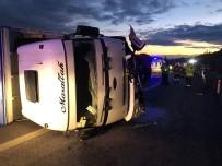 Mersin'de Feci Kaza Açıklaması 5 Ölü, 2 Yaralı