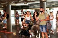 Muğla 2020'De 695 Bin Yabancı Turist Ağırladı