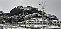 Osmancık Güne Karla Yağışı İle Uyandı