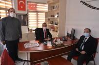 Rektör Byedemir'den Kentteki Basın Mensuplarına Ziyaret
