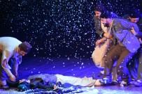 'Sarıkamış' Oyunu Kayseri Devlet Tiyatrosu'nda