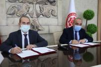 SCÜ İle Bir Kozmetik Firması Arasında Ar-Ge Protokolü İmzalandı