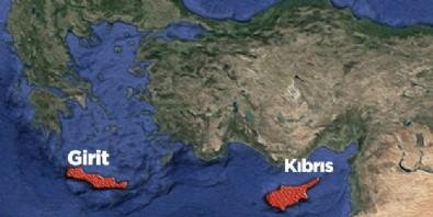Yunanistan'dan haddini aşan Girit açıklaması!