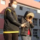Cezaevi Firarisi Hükümlü Kadın Saklandığı Evde Yakalandı