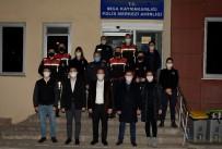 Kaymakam Can Ve Başkan Erdoğan, Çalışanları Yalnız Bırakmadı