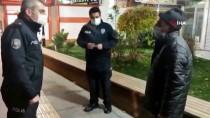Nusaybin Polisi Sokakta Yaşayan Vatandaşı Otele Yerleştirdi